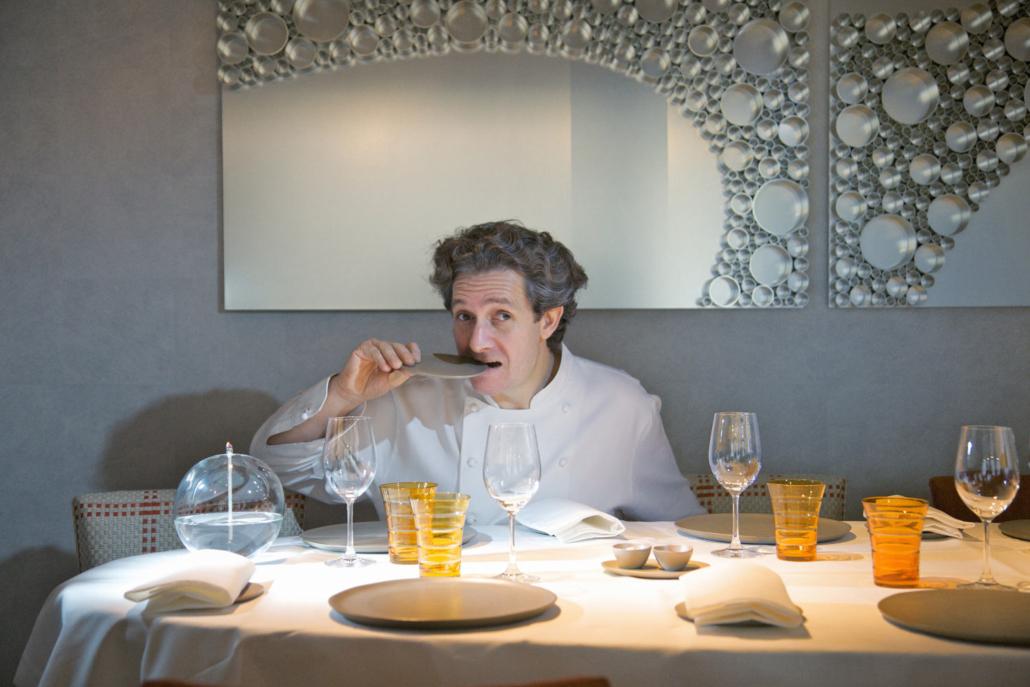 Jean_Louis_NOMICOS_restaurant Les tablettes_Paris